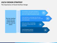 UX/UI Design Strategy PPT Slide 17