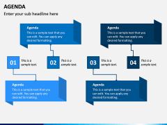 Agenda PPT Slide 12