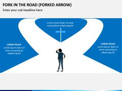 Fork in the Road PPT Slide 12