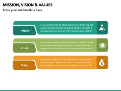 Mission, Vision and Values PPT Slide 47