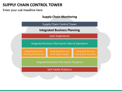 Supply Chain Control Tower PPT Slide 19