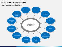 Qualities of Leadership PPT Slide 10