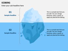 Iceberg PPT slide 8