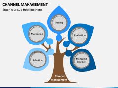 Channel Management PPT slide 2