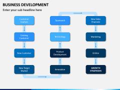 Business Development PPT Slide 13