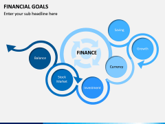 Financial Goals PPT Slide 13
