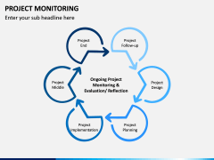 Project Monitoring PPT Slide 12