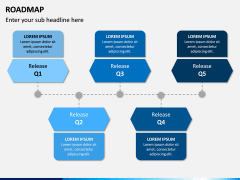 Roadmap PPT Slide 9