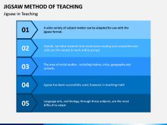 Jigsaw Method of Teaching PPT Slide 8