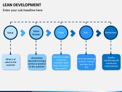 Lean Development PPT Slide 8