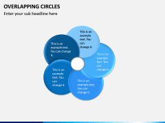 Overlapping Circles PPT Slide 13