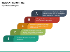 Incident Reporting PPT Slide 23