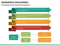 Incremental Development PPT Slide 18