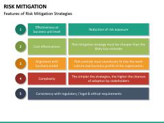Risk Mitigation PPT Slide 28