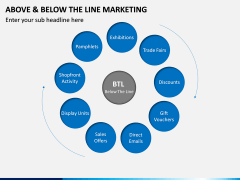 Above and Below the Line Marketing PPT Slide 12