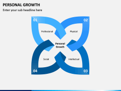 Personal Growth PPT Slide 13