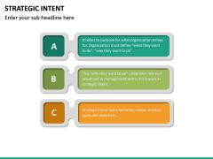 Strategic Intent PPT Slide 24