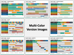 Gantt Chart PPT Slide MC Combined