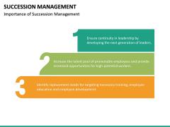 Succession Management PPT Slide 25