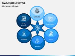 Balanced Lifestyle PPT Slide 6