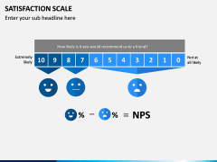 Satisfaction Scale PPT Slide 12