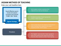 Jigsaw Method of Teaching PPT Slide 15