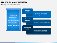 Feasibility Analysis Matrix PPT Slide 10