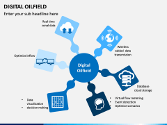 Digital Oilfield PPT Slide 1