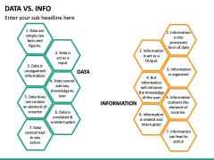 Data Vs Info PPT slide 20