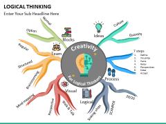 Logical thinking PPT slide 8
