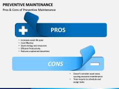 Preventive Maintenance PPT Slide 13