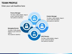 Team Profile PPT Slide 5