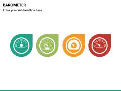 Barometer Icons PPT Slide 23