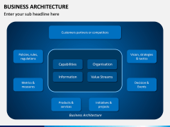 Business Architecture PPT Slide 4