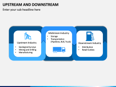 Upstream and Downstream PPT Slide 5