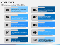 Cyber Ethics PPT Slide 10