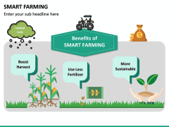 Smart Farming PPT Slide 22