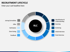 Recruitment Life Cycle PPT slide 4