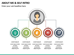 About Me / Self Intro PPT Slide 27
