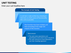 Unit Testing PPT Slide 5