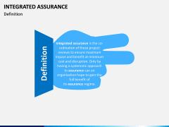 Integrated Assurance PPT Slide 1