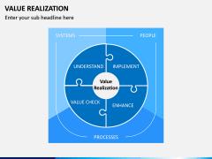 Value Realization PPT Slide 1