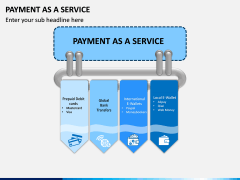 Payment as a Service PPT Slide 1