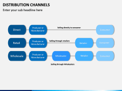 Distribution Channels PPT slide 9
