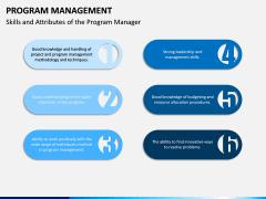 Program Management PPT Slide 17