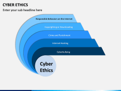 Cyber Ethics PPT Slide 3