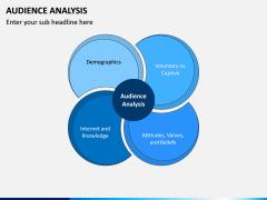 Audience Analysis PPT Slide 1