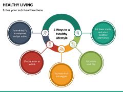 Healthy Living PPT Slide 24