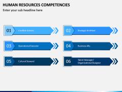 HR Competencies PPT Slide 3