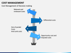Cost Management PPT slide 20